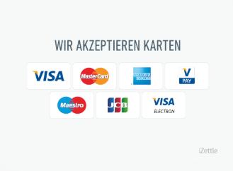 iZettle Kartenzahlung